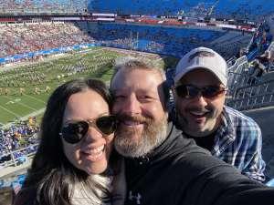 Wilburn attended 2019 Belk Bowl: Virginia Tech Hokies vs. Kentucky Wildcats - NCAA on Dec 31st 2019 via VetTix