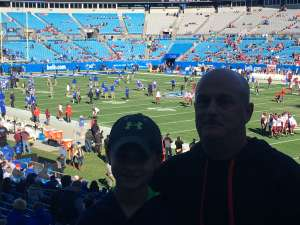 Terry attended 2019 Belk Bowl: Virginia Tech Hokies vs. Kentucky Wildcats - NCAA on Dec 31st 2019 via VetTix