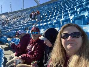 Paula attended 2019 Belk Bowl: Virginia Tech Hokies vs. Kentucky Wildcats - NCAA on Dec 31st 2019 via VetTix