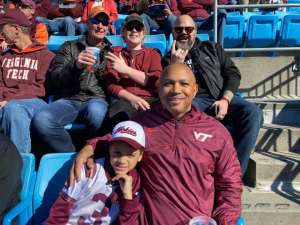 Jason attended 2019 Belk Bowl: Virginia Tech Hokies vs. Kentucky Wildcats - NCAA on Dec 31st 2019 via VetTix