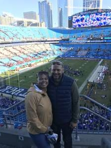 J J attended 2019 Belk Bowl: Virginia Tech Hokies vs. Kentucky Wildcats - NCAA on Dec 31st 2019 via VetTix