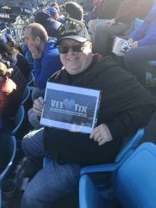 Jim attended 2019 Belk Bowl: Virginia Tech Hokies vs. Kentucky Wildcats - NCAA on Dec 31st 2019 via VetTix
