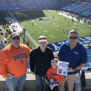 Mark attended 2019 Belk Bowl: Virginia Tech Hokies vs. Kentucky Wildcats - NCAA on Dec 31st 2019 via VetTix