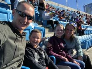 Becks attended 2019 Belk Bowl: Virginia Tech Hokies vs. Kentucky Wildcats - NCAA on Dec 31st 2019 via VetTix