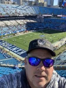 Keith attended 2019 Belk Bowl: Virginia Tech Hokies vs. Kentucky Wildcats - NCAA on Dec 31st 2019 via VetTix