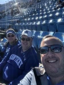 William attended 2019 Belk Bowl: Virginia Tech Hokies vs. Kentucky Wildcats - NCAA on Dec 31st 2019 via VetTix
