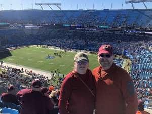 Dennis attended 2019 Belk Bowl: Virginia Tech Hokies vs. Kentucky Wildcats - NCAA on Dec 31st 2019 via VetTix