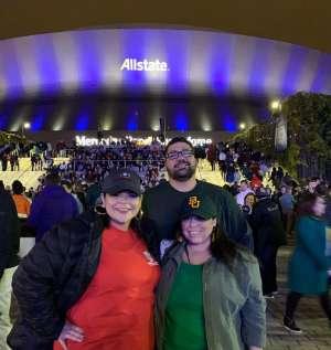 Ernesto attended Allstate Sugar Bowl: Georgia vs. Baylor - NCAA on Jan 1st 2020 via VetTix