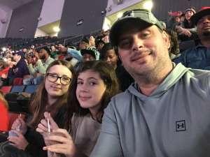 Walter attended Allstate Sugar Bowl: Georgia vs. Baylor - NCAA on Jan 1st 2020 via VetTix