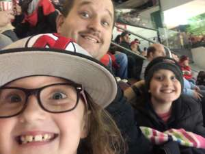 Jacob attended New Jersey Devils vs. Colorado Avalanche on Jan 4th 2020 via VetTix