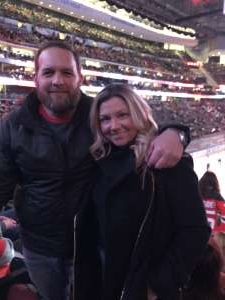 Ronald attended New Jersey Devils vs. Colorado Avalanche on Jan 4th 2020 via VetTix