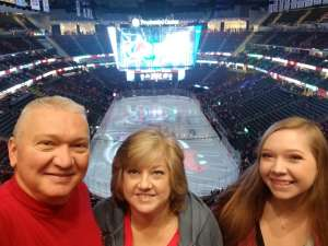 Kevin attended New Jersey Devils vs. Colorado Avalanche on Jan 4th 2020 via VetTix