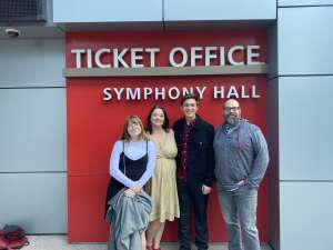 William attended The Phoenix Symphony - New Year's Celebration on Dec 31st 2019 via VetTix