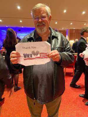 Thomas attended The Phoenix Symphony - New Year's Celebration on Dec 31st 2019 via VetTix