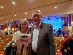 Ronald attended The Phoenix Symphony - New Year's Celebration on Dec 31st 2019 via VetTix