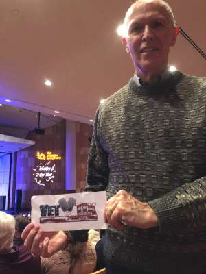 Jeff of Scottsdale attended The Phoenix Symphony - New Year's Celebration on Dec 31st 2019 via VetTix