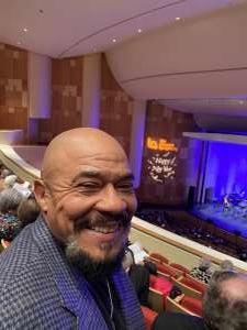 Johnny attended The Phoenix Symphony - New Year's Celebration on Dec 31st 2019 via VetTix