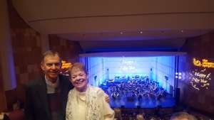 Michael attended The Phoenix Symphony - New Year's Celebration on Dec 31st 2019 via VetTix