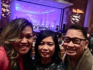 Abilene attended The Phoenix Symphony - New Year's Celebration on Dec 31st 2019 via VetTix