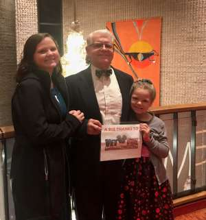James attended The Phoenix Symphony - New Year's Celebration on Dec 31st 2019 via VetTix