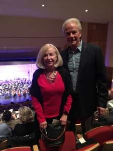 Harvey attended The Phoenix Symphony - New Year's Celebration on Dec 31st 2019 via VetTix