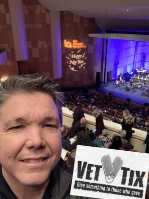 Glenn attended The Phoenix Symphony - New Year's Celebration on Dec 31st 2019 via VetTix