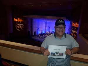 Greg attended The Phoenix Symphony - New Year's Celebration on Dec 31st 2019 via VetTix