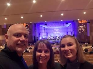 Robert attended The Phoenix Symphony - New Year's Celebration on Dec 31st 2019 via VetTix