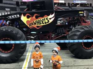 Suzanne attended Hot Wheels Monster Trucks Live on Dec 28th 2019 via VetTix