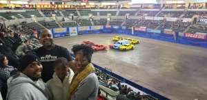 Ronald attended Hot Wheels Monster Trucks Live on Dec 28th 2019 via VetTix