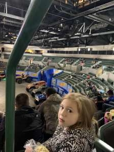 Jennifer attended Hot Wheels Monster Trucks Live on Dec 28th 2019 via VetTix