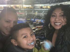 maria attended Hot Wheels Monster Trucks Live on Dec 28th 2019 via VetTix