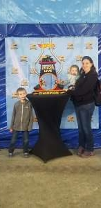Michael attended Hot Wheels Monster Trucks Live on Dec 28th 2019 via VetTix