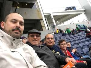john attended 2019 Camping World Bowl - Notre Dame vs. Iowa State on Dec 28th 2019 via VetTix