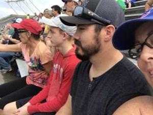 Jesus attended 2019 Camping World Bowl - Notre Dame vs. Iowa State on Dec 28th 2019 via VetTix