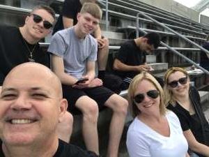 John attended 2019 Camping World Bowl - Notre Dame vs. Iowa State on Dec 28th 2019 via VetTix