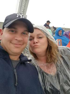 Paul attended 2019 Camping World Bowl - Notre Dame vs. Iowa State on Dec 28th 2019 via VetTix