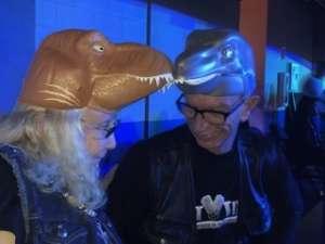 Joe Douglas attended Jurassic World Live Tour on Dec 27th 2019 via VetTix