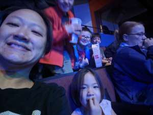 Emily attended Jurassic World Live Tour on Dec 27th 2019 via VetTix