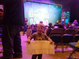 Rebecca attended Sesame Street Live: Make Your Magic on Jan 22nd 2020 via VetTix