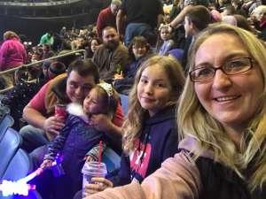 Gary attended Disney on Ice: Celebrate Memories on Jan 23rd 2020 via VetTix