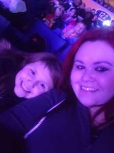 Beth attended Disney on Ice: Celebrate Memories on Jan 23rd 2020 via VetTix