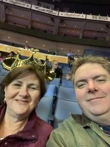 Stephen attended Disney on Ice: Celebrate Memories on Jan 23rd 2020 via VetTix