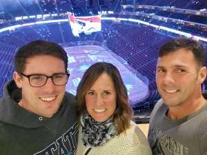GREGORY attended Arizona Coyotes vs. Anaheim Ducks - NHL on Jan 2nd 2020 via VetTix