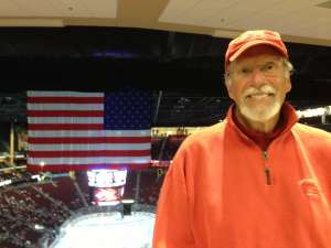 Ronald attended Arizona Coyotes vs. Anaheim Ducks - NHL on Jan 2nd 2020 via VetTix