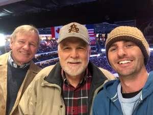Bob attended Arizona Coyotes vs. Anaheim Ducks - NHL on Jan 2nd 2020 via VetTix