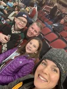 Justin attended Arizona Coyotes vs. Anaheim Ducks - NHL on Jan 2nd 2020 via VetTix