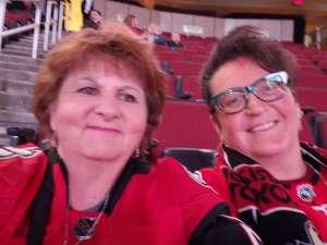 Joe attended Arizona Coyotes vs. Anaheim Ducks - NHL on Jan 2nd 2020 via VetTix