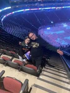 Michael attended Arizona Coyotes vs. Anaheim Ducks - NHL on Jan 2nd 2020 via VetTix
