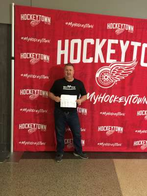 Click To Read More Feedback from Detroit Red Wings vs. Buffalo Sabres - NHL